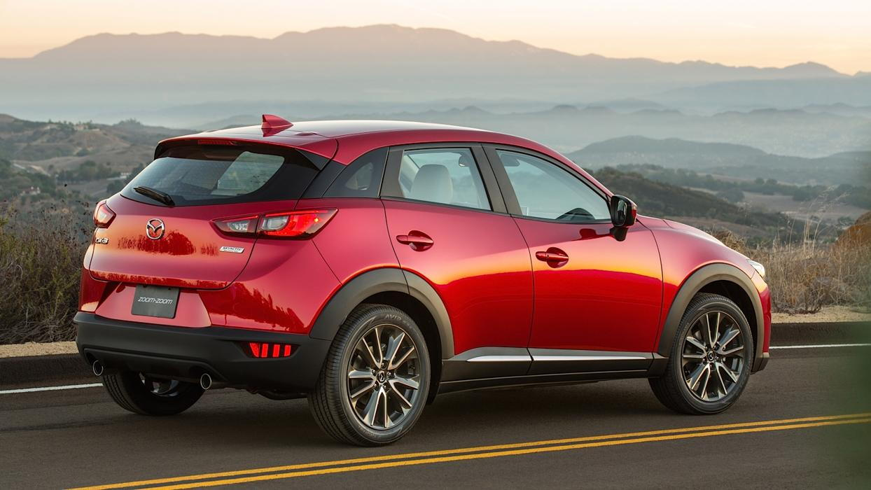2016 mazda cx 3 styles features highlights. Black Bedroom Furniture Sets. Home Design Ideas