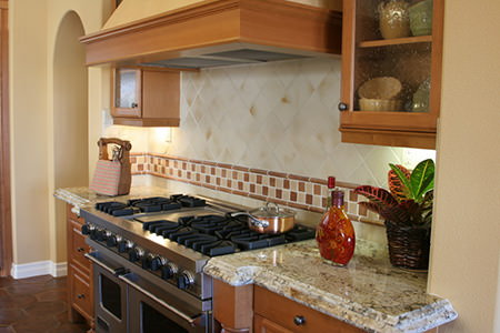 modernize your kitchen with a tile backsplash