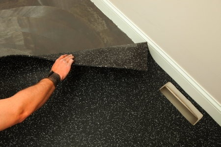 4 Types Of Rubber Flooring