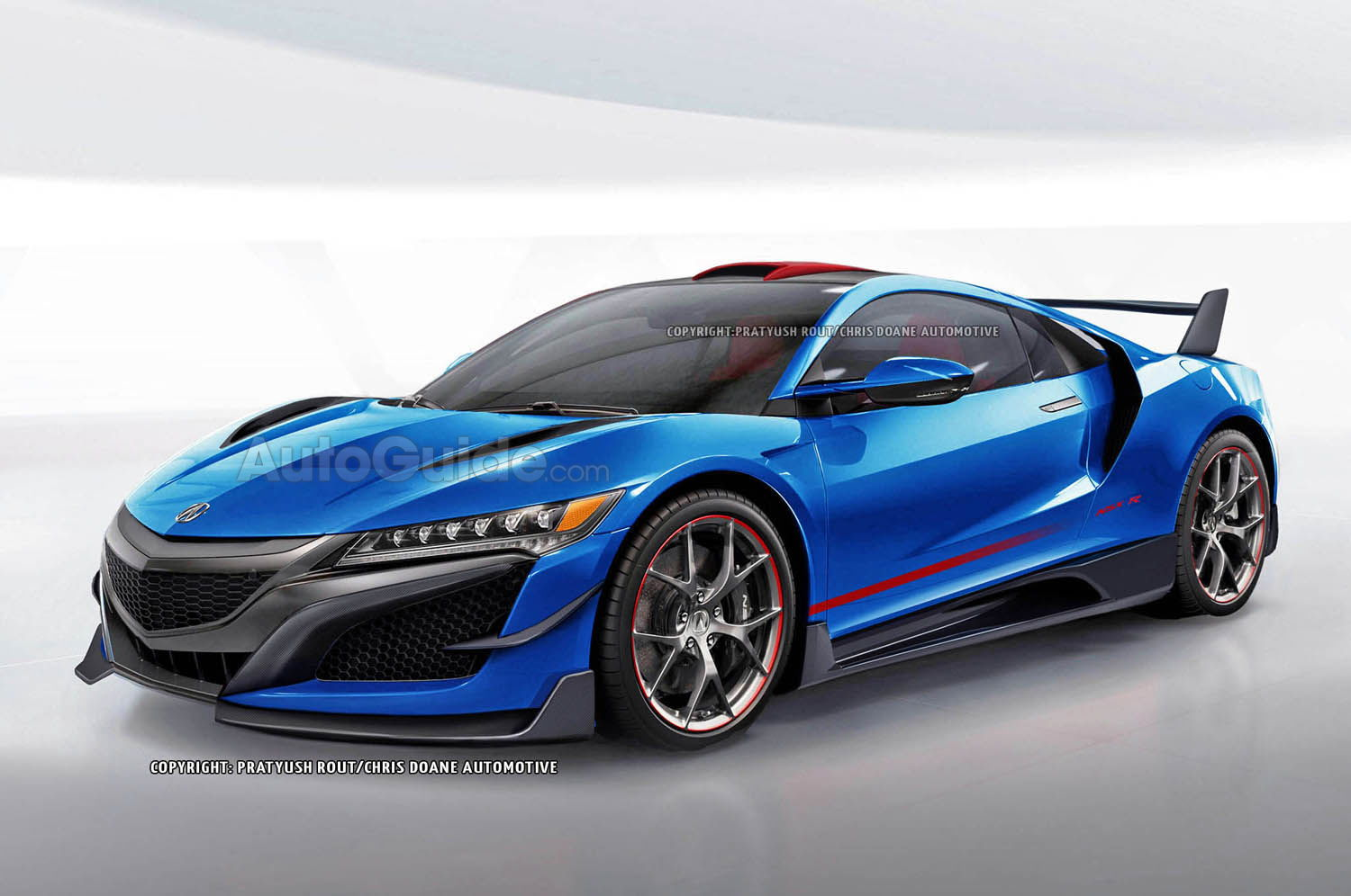More extreme Acura NSX coming in 2018? - AcuraZine - Acura Enthusiast Community