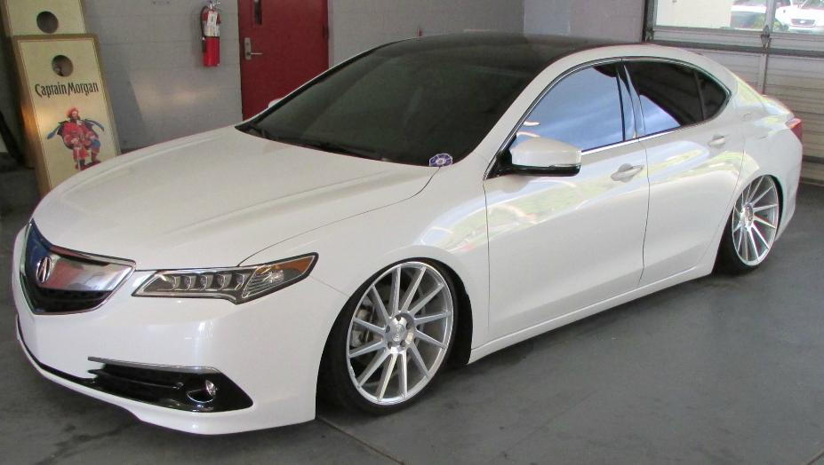 FS: 2015 Acura TLX bagged (SW FL) - AcuraZine - Acura Enthusiast Community