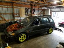 Rhd wagon