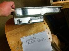 Moroso B series 5.5qt street strip oil pan part number 20910 $150