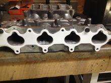 Blackworks Thermal Intake Gasket. Unshrouded fuel injectors