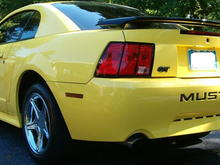 my 2nd stang right after i bought it