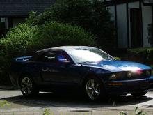 08 GT/CS convertible