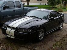 My pony car