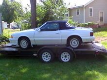1988 ASC Mclaren  302 auto