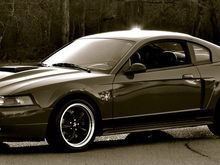 Mach 1 black and white 2