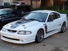 1996 ford mustang 1