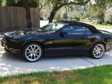 My 2101 Mustang GT
