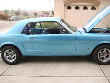 1966 Mustang GT 013