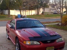 1996 mustang gt project car