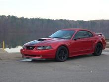 '02 Mustang GT