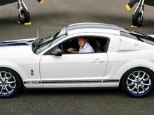 son's '09 GT500