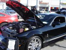 450 Mustangs
