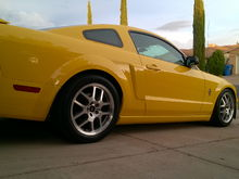 My Sixth and current Stang. 2006 GT. GT500 Replica