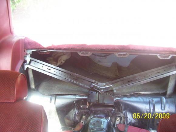 no back seat