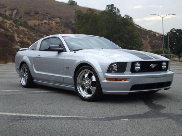 2005 Mustang GT 08/30/2008