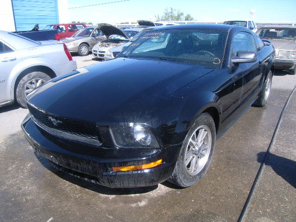 2005 FORD MUSTANG 4.0L 6