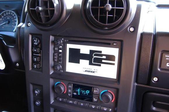 Hummer Navigation