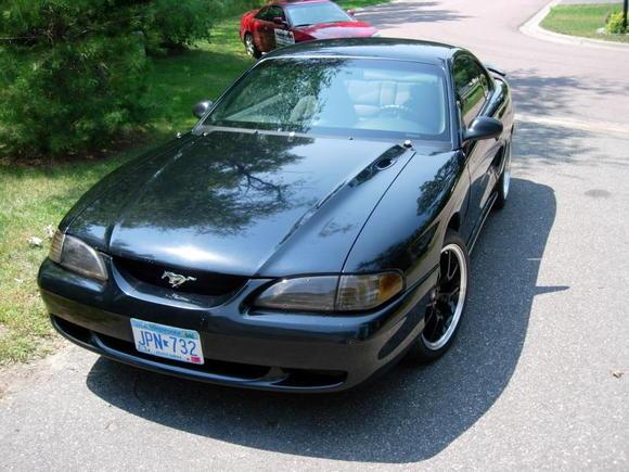 97 GT back