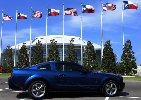 NFL Dallas Cowboys Stadium