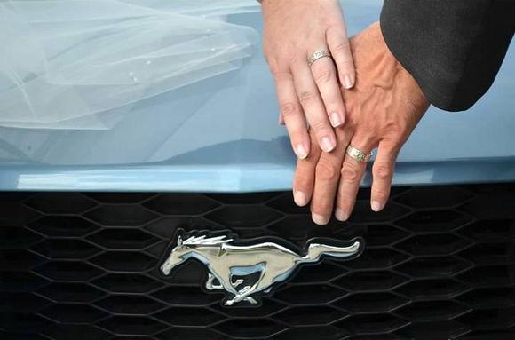 Mustang Wedding (3)