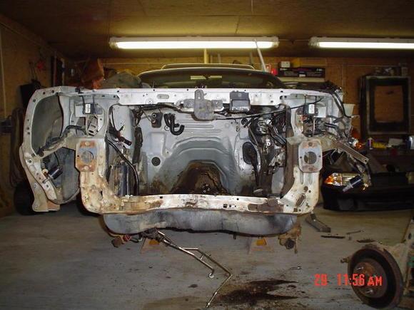 Mustang resto 030