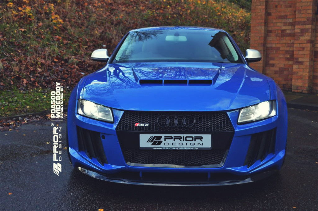 Prior Design Audi A5 S5 Rs5 Wide Body Kit 6speedonline
