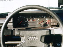Audi 80 GLD