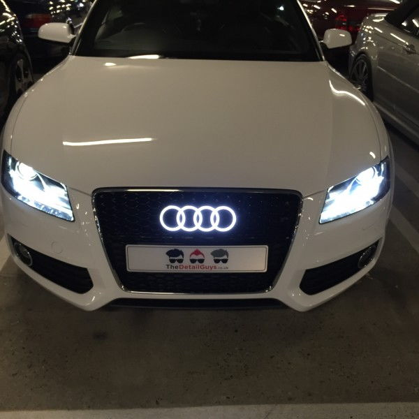 Light Up Audi Logo Audiworld Forums