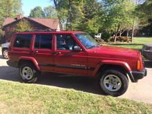 My 1999 Jeep Cherokee Sport, 4.0 4X4