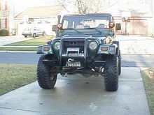 99 TJ Crawler