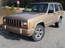 Goldie - 99 XJ
