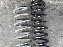 New longer stiffer coils..