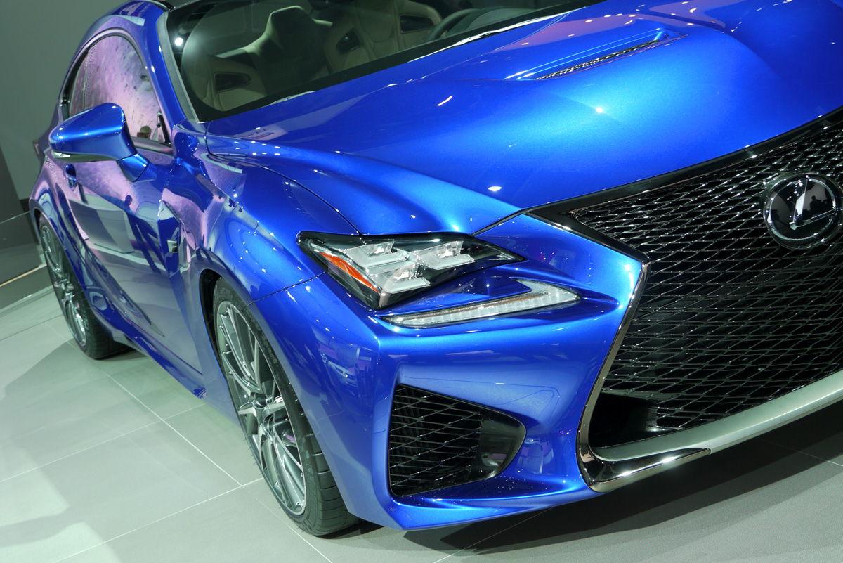 Lexus Isf Blue Paint Code