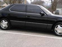 2000 Lex 400