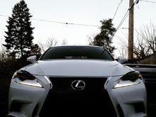 Lexus 3IS F