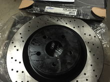 Stoptech Calipers high nickle
