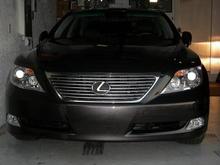 2009 LS460
