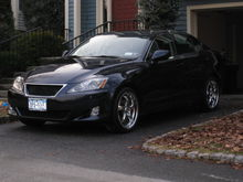 Lexus IS250awd