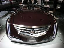 Cadillac Ciel front
