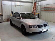 1999 Passat My second car
