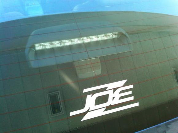 JDM Clear Lens IS-F