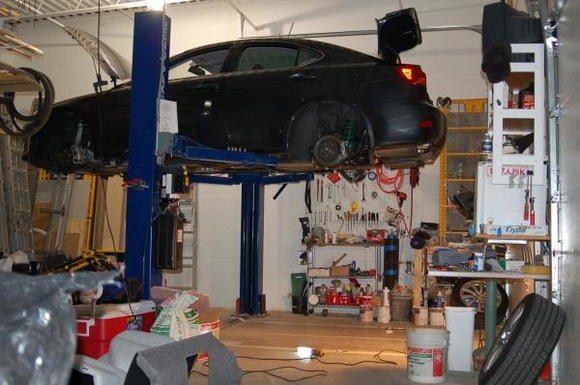 my garage xD