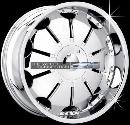 Pinnacle Rims