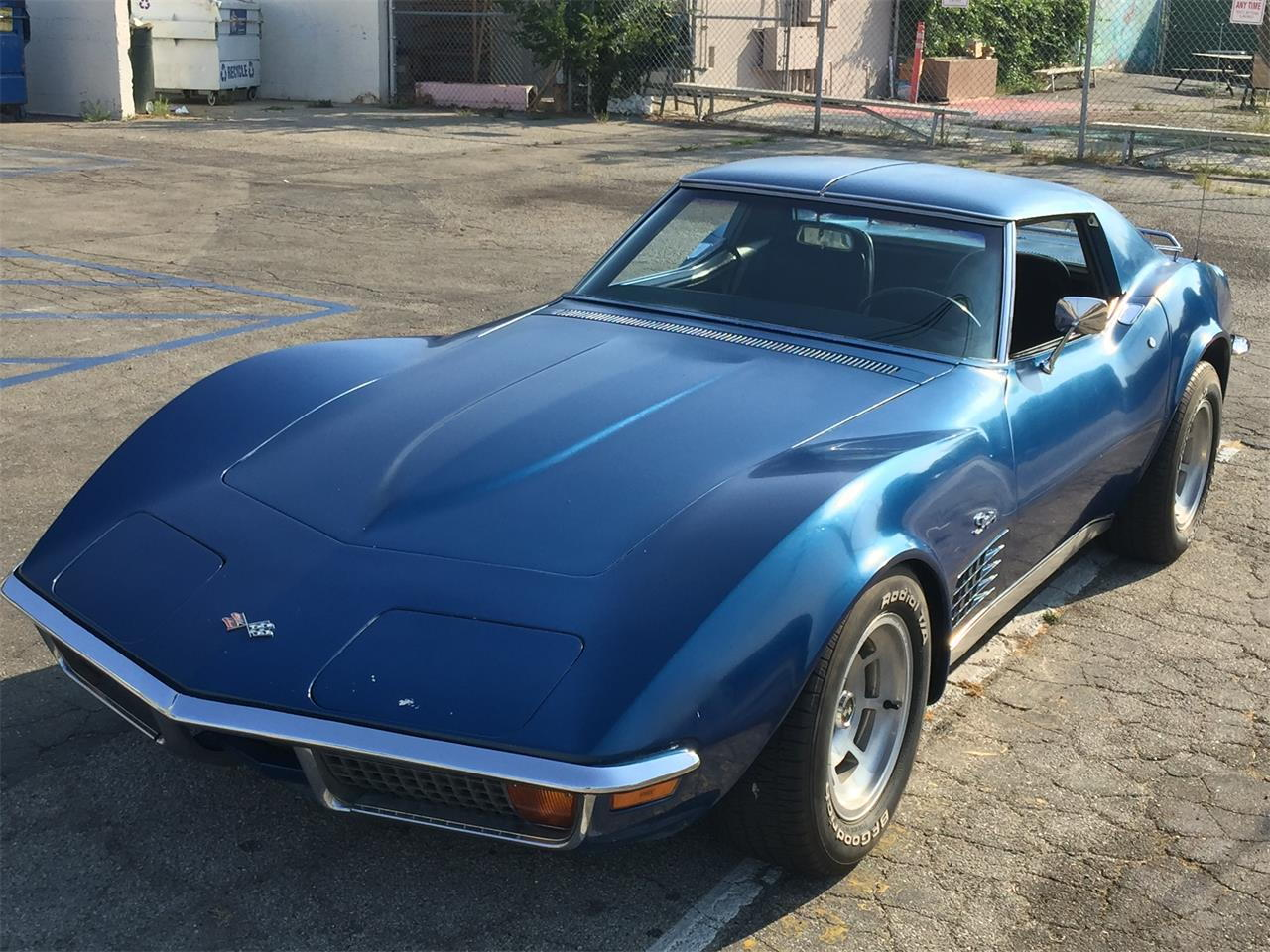 70 Rebuild Has Begun Corvetteforum Chevrolet Corvette