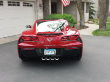 2015 Stingray Coupe LUVCRZN