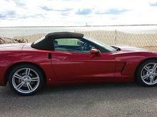 My Corvette 2008 3lt for sale